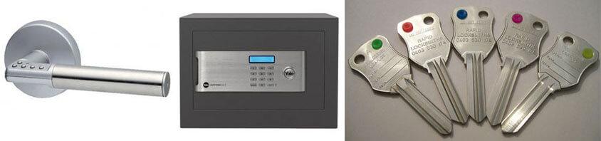 Rapid Locksmiths - Restricted Master Key Systems